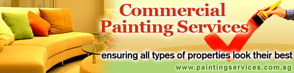 Commercial Painting Services Singapore